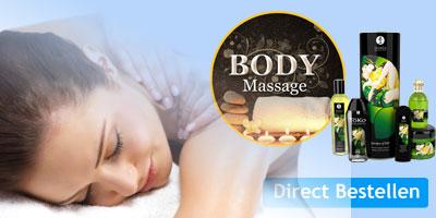 Erotische bodymassage