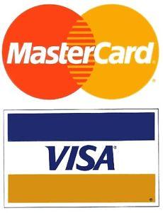 Betaling met creditcards zijn eveneens mogelijk